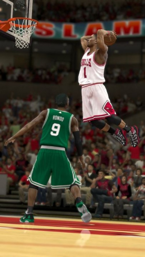 'NBA 2K12' is a step up from its predecessors