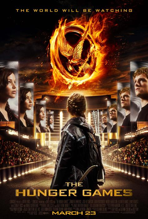 'Hunger Games' looks to feed audience appetites