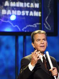 "The late Dick Clark, legendary host of ""American Bandstand."""