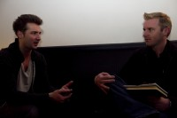 John Vesely, better known as Secondhand Serenade, sits down with ARCurrent.com&#039;s Mark Lewis.