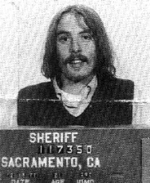 Richard Trenton Chase, also known as the Vampire of Sacramento. (Photo courtesy Haunted America Tours)