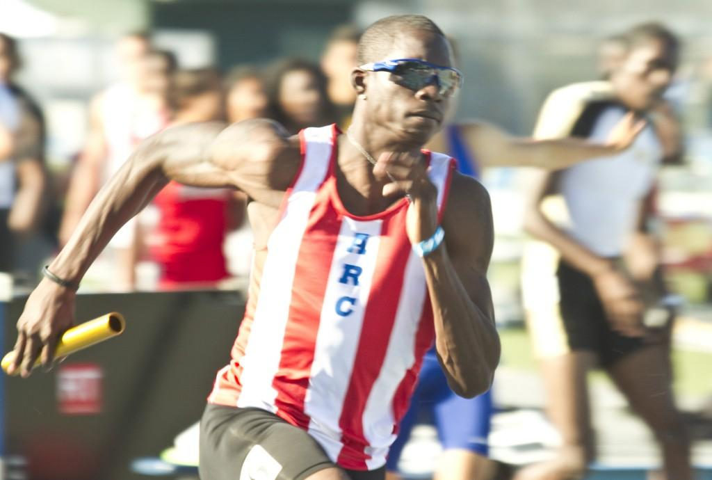Men's track repeats as NorCal champs, Batson sets personal record