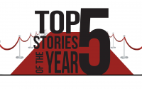 Top 5 stories online graphic