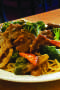 Wongs Canton on Watt Ave. serves deliciously inexpensive food, such as Broccoli Beef, Wonton Soup, and Orange Chicken.