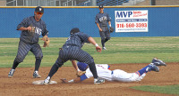 The American River College baseball team lost 8-0 in their home opener against West Valley College