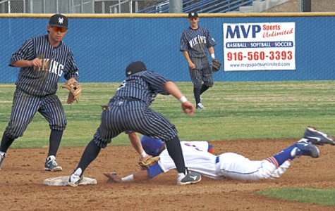 ARC baseball loses to West Valley 8-0 in season opener