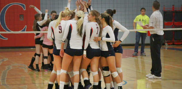 ARC's volleyball team made its first appearance in the California Community College Athletic Association's state tournament last season and had four members named to the All-Big 8 conference team. Head Coach Ashlie Frame was named the all –conference Coach of the Year.