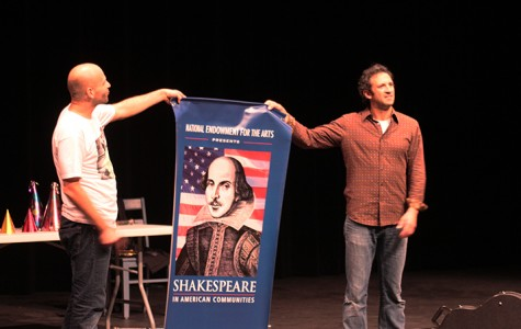Actors from the Oregon Shakespeare Festival visit American River College
