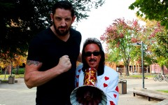 WWE stars stop by ARC, share thoughts on industry of wrestling