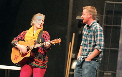 "Student talent showcased at auditions for fundraiser play, ""Gumbo"""