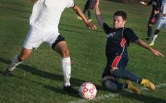Men's soccer loses last game of the season