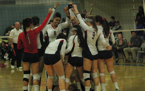 Volleyball loses third playoff game against Feather River College