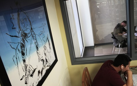 Andy Warhol art hiding in plain sight around campus