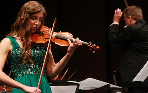 Ten American River College musicians perform as concerto-aria winners