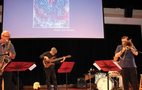 ARC concert features Riverrun Quartet jazz band