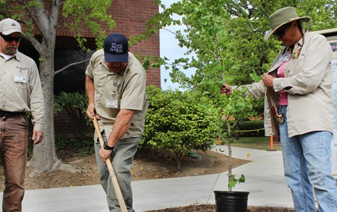 Arbor Day comes to American River College with tree planting ceremony