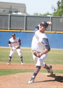 ARC starting pitcher went eight innings in Thursday's win vs. Sierra. It was the third straight game the starting pitcher had gone at least seven innings.