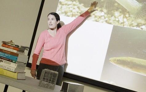 Professors catalog biological diversity across campus