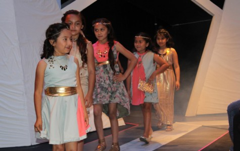 Students organize annual ARC fashion show