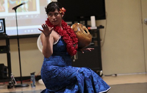 Dance instructor kicks off Pacific Island Heritage month with a history of the hula