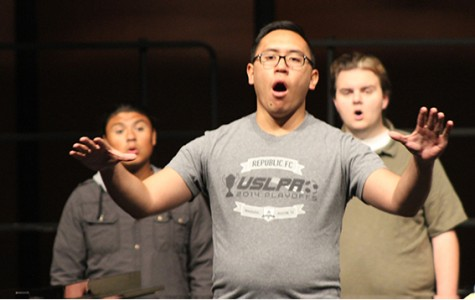 "This year's spring choral ""It Gets Better"" has an anti-bullying message."