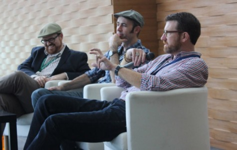 ARC professors discuss the basics of screenwriting at SummerWords