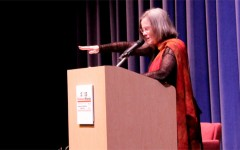 Internationally renowned poet concludes SummerWords event