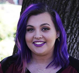 Ashlynn Johnson : Co-Opinion editor