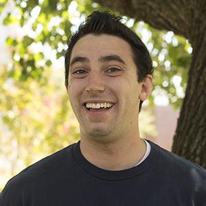 Nicholas Corey : Co-Sports editor