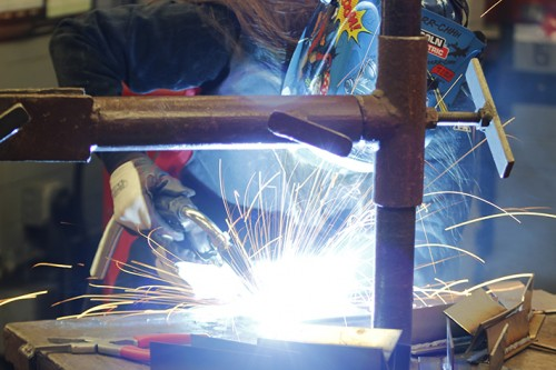 Arc Hosts First Time Welding Expo The American River Current