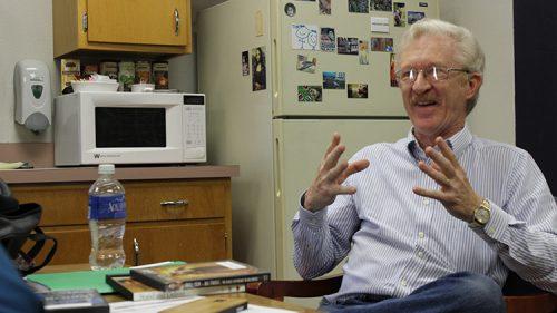 Professor Richard Hellesen recounts the life, works and talents of actor Gene Wilder.