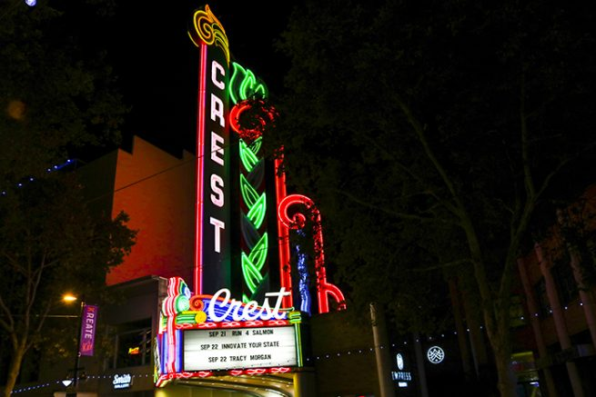 "The Crest Theater will be hosting the ""A Place Called Sacramento"" film festival on Oct. 7 (Luis Gael Jimenez 2016)"