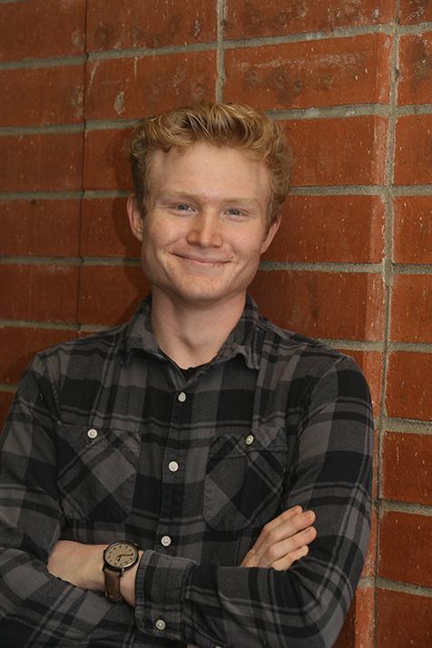 Jared Smith : Opinion Editor