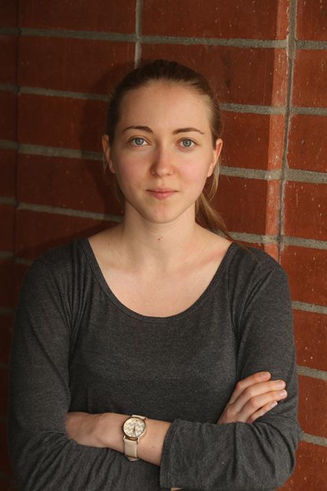 Lidiya Grib : Arts & Culture Editor