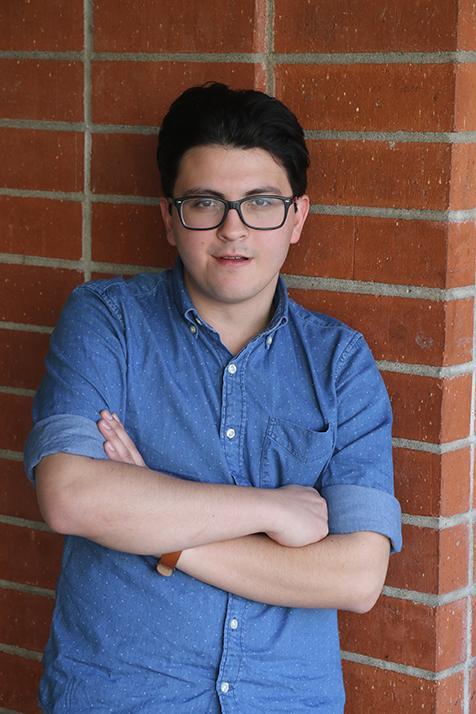 Luis Gael Jimenez : Managing Editor