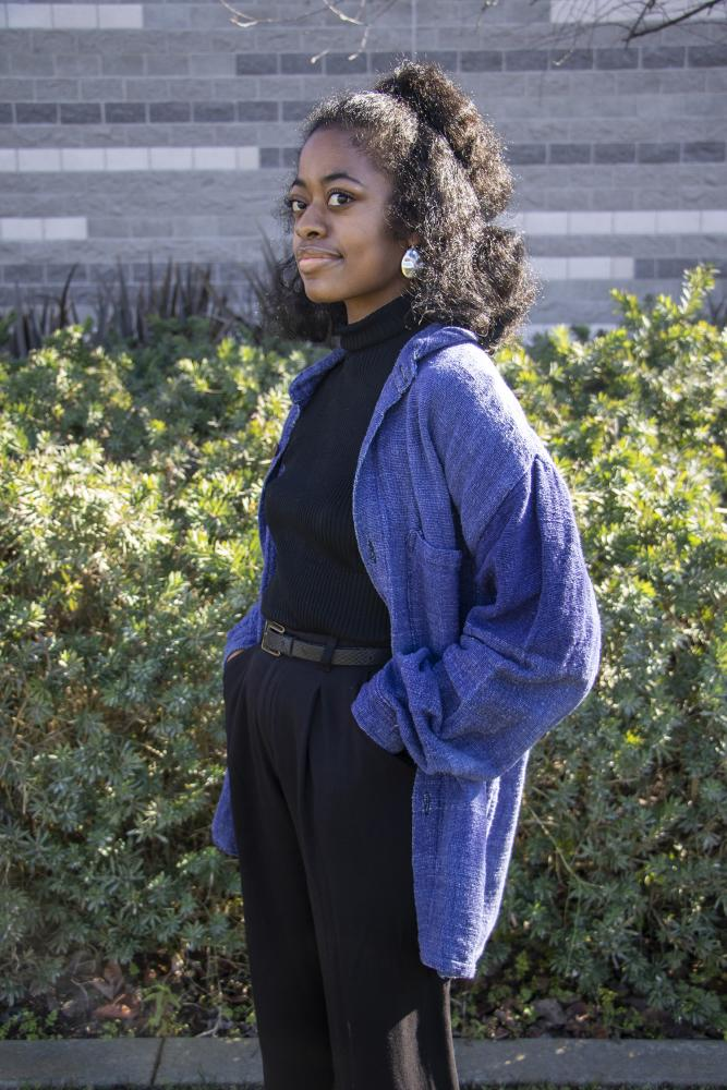 Imani Smith : Opinion Editor