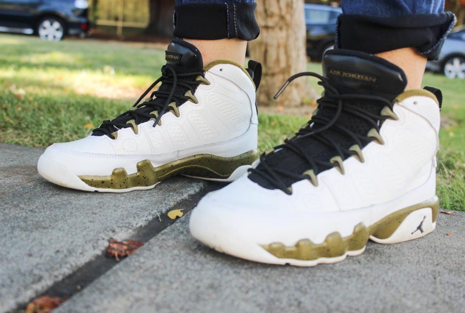 """[My favorite pair of shoes is] probably my Bred 11s"" – Deja King 