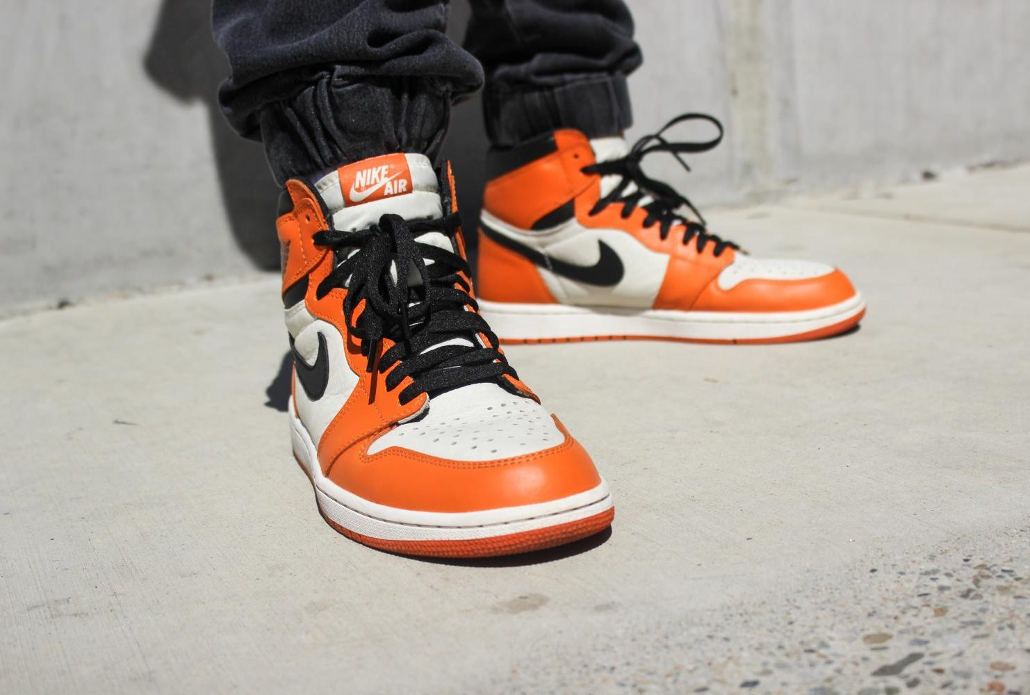 "I skipped all my classes when the off-whites came out, the whole day I just tried to get those…I was here [at ARC], I was just on my phone."" – Sam Del Rio 
