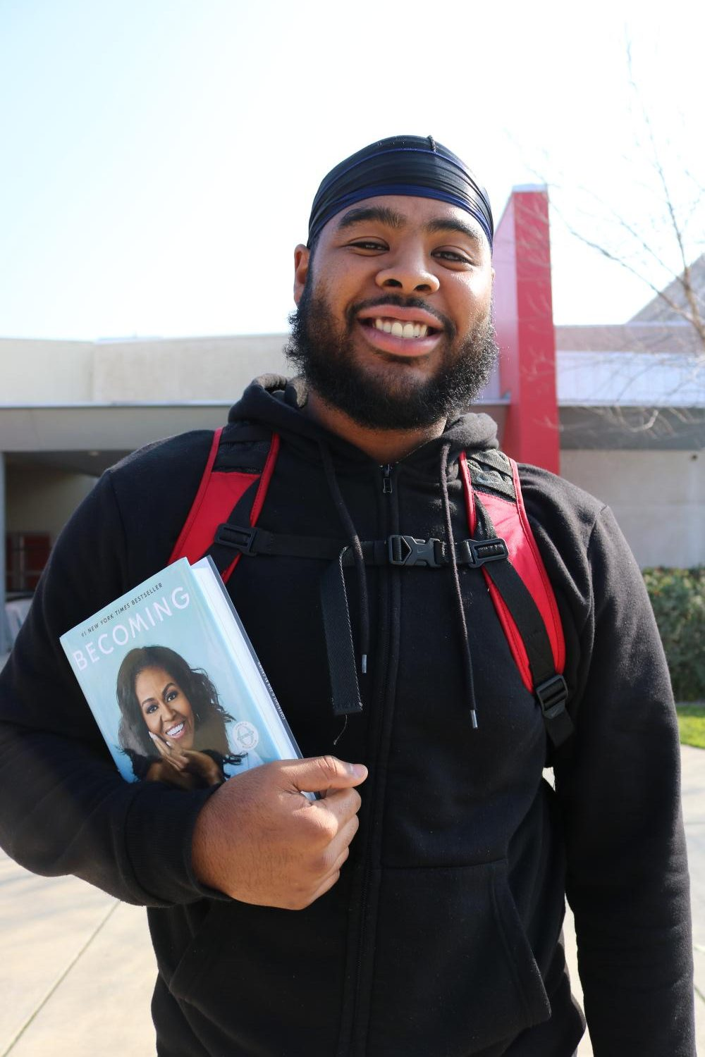 """My pops, I've never met him. I'd talk to him about the super bowl and ask him about sports and let him know that I'm doing big things."" Noah Keys 