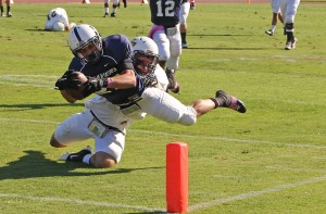 ARC dominate at home with 702-yard offensive performance