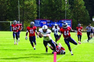 ARC's Gridiron Gang: Current timeline of a traveling Football team