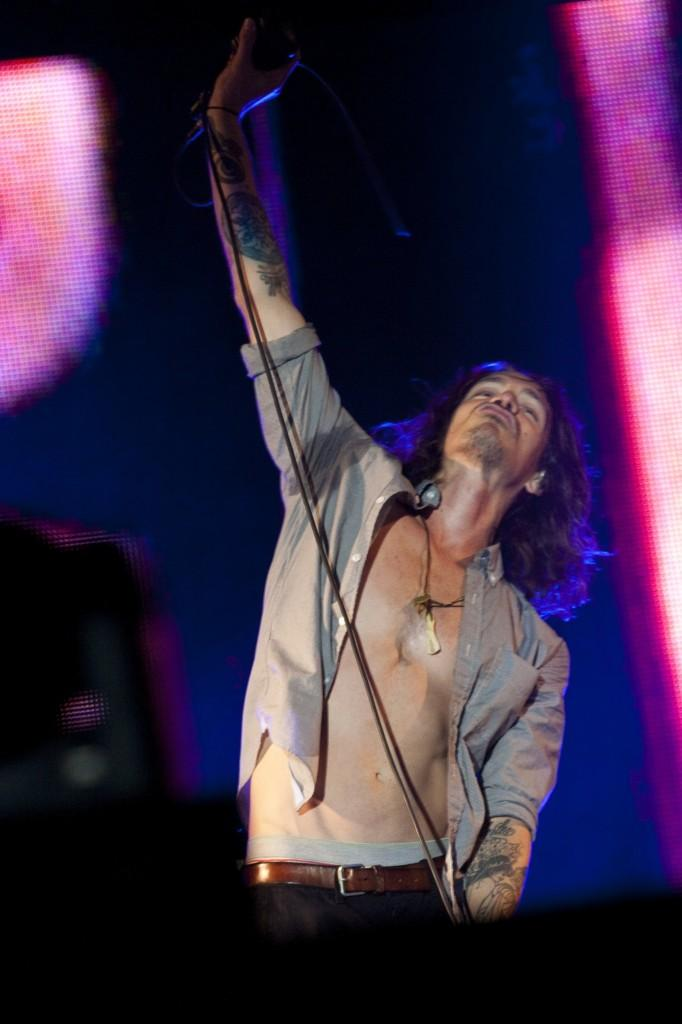 Incubus delivers great show at Raley Field