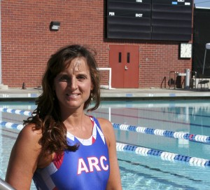 Strong survivor swims again