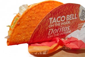 Doritos taco takes bite out of competition