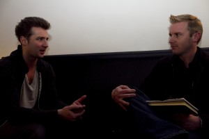 John Vesely, better known as Secondhand Serenade, sits down with ARCurrent.com