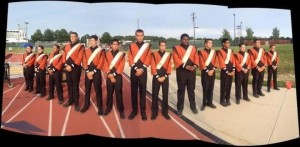 Drumming for the Corps