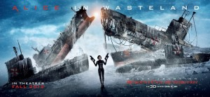 Lack of cohesion zombifies quality of 'Resident Evil: Retribution'