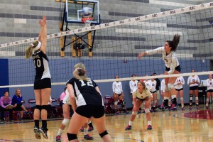 ARC women's volleyball 'Digs Pink' for breast cancer awareness