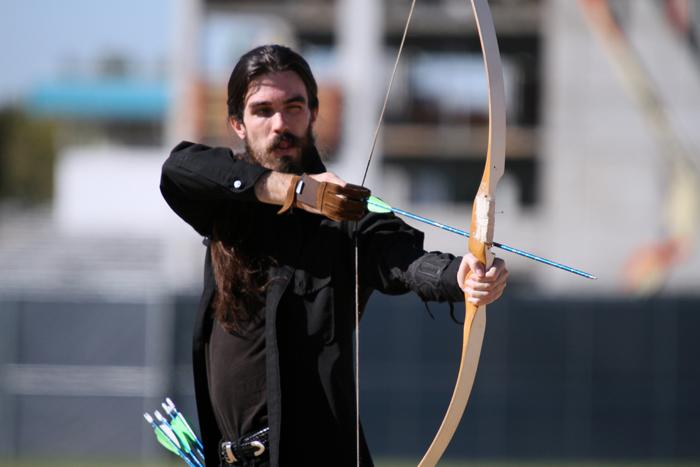 Take this class: Archery