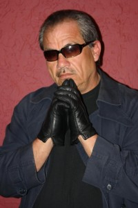 Paul Dale Roberts, a paranormal investigator that serves the Sacramento area. (Photo courtesy of Paul Dale Roberts)